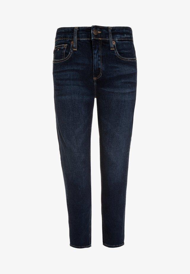 BOYS SCANTON  - Jeans slim fit - new york dark