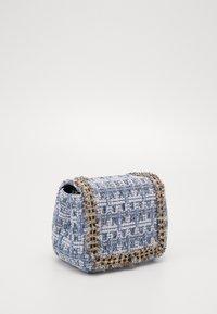 Becksöndergaard - WATERLIK LOEL BAG - Across body bag - chambray blue - 3