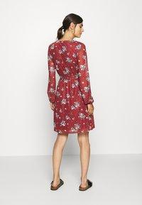 Anna Field - Day dress - dark red - 2