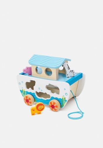 NACHZIEH ARCHE UNISEX - Wooden toy - multicolor