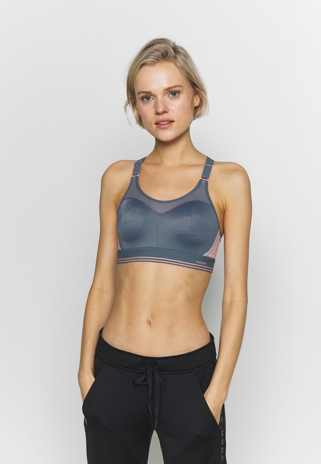 CONTROL LITE - Sports bra - grey