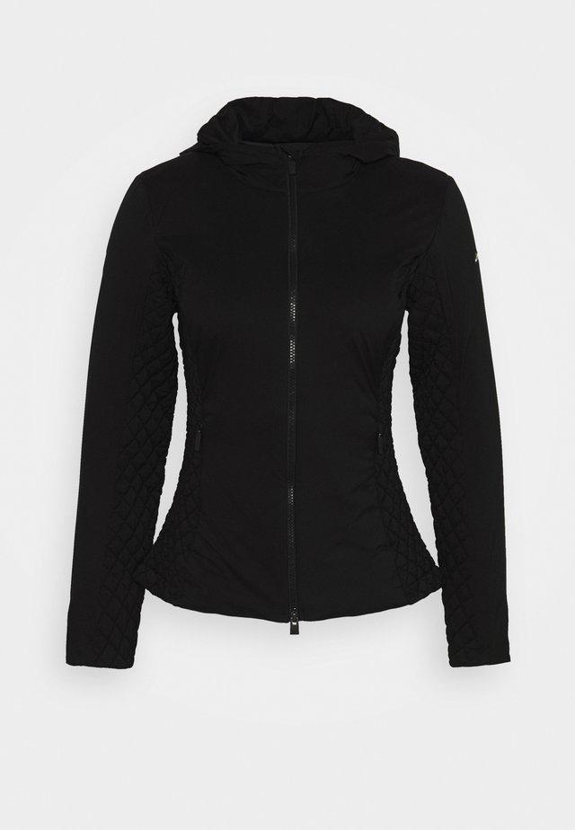 WOMEN MACUNA HOOD INSUL JACKET - Ski jacket - black