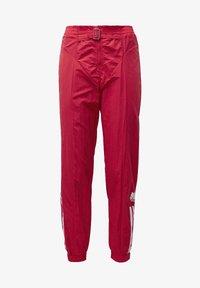 adidas Originals - PAOLINA RUSSO - Pantalon de survêtement - scarlet - 4