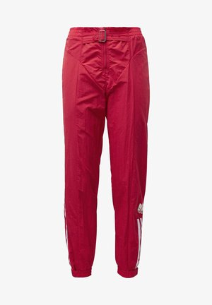 PAOLINA RUSSO - Tracksuit bottoms - scarlet