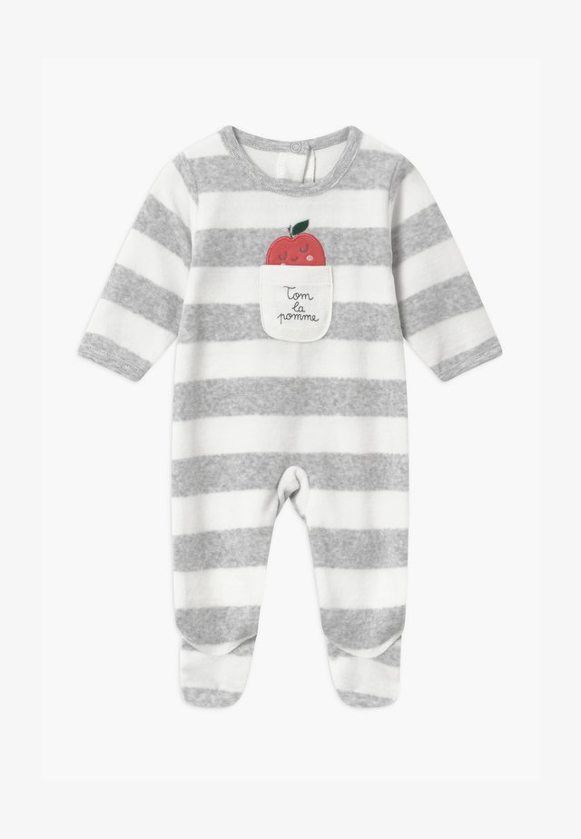 DORS-BIEN UNISEX - Sleep suit - gris chiné
