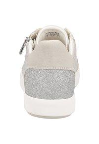 Geox - D BLOMIEE A - Sneakers basse - silver - 3