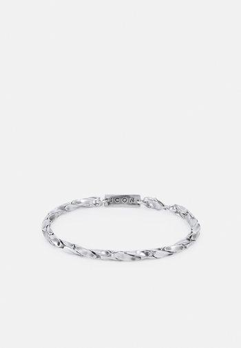 TORRENT CHAIN BRACELET - Bracelet - silver-coloured