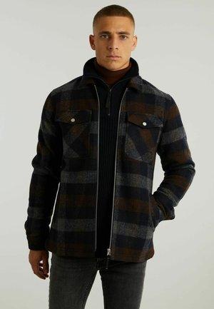Outdoor jacket - brown