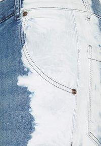 SIKSILK - DIP DYE - Slim fit jeans - midstone - 4