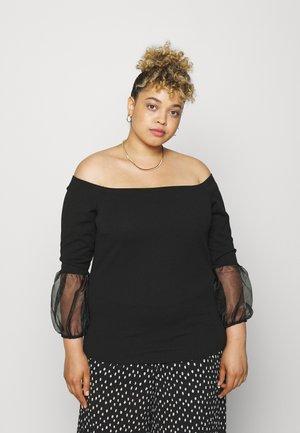 BARDOT  - Long sleeved top - black