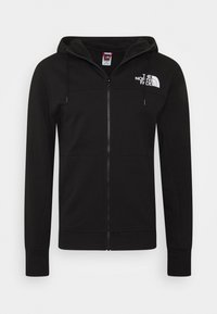 The North Face - FULL ZIP HOODIE - Sweatjakke /Træningstrøjer - black - 4
