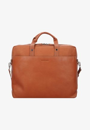 HERITAGE - Briefcase - cognac