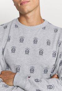 Tommy Hilfiger - Pyjama top - grey - 5