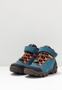 Primigi - Classic ankle boots - baltic/nero/ner - 3