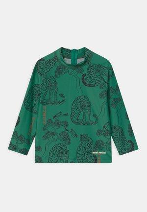 TIGERS UNISEX - Rash vest - green