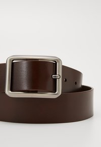 Zign - UNISEX LEATHER - Pásek - brown - 2