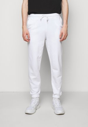 HANGER TROUSERS - Tracksuit bottoms - white