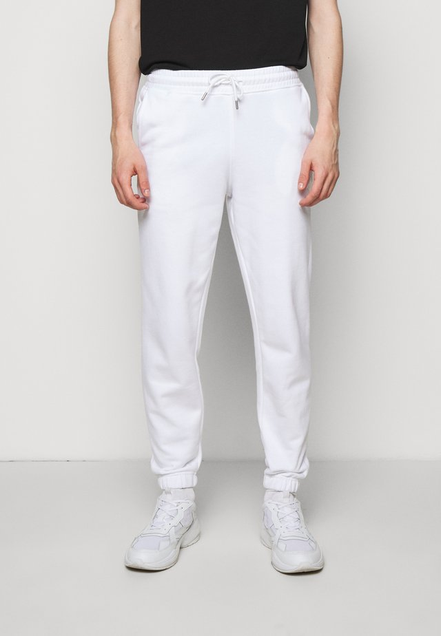 HANGER TROUSERS - Trainingsbroek - white