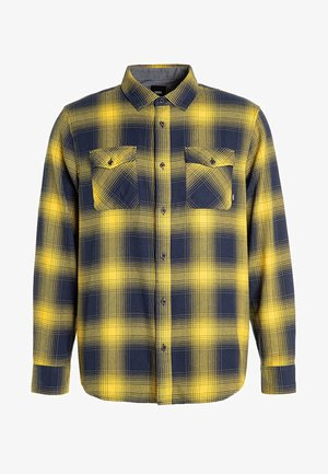 MN MONTEREY III - Camisa - dress blues lemon chrome