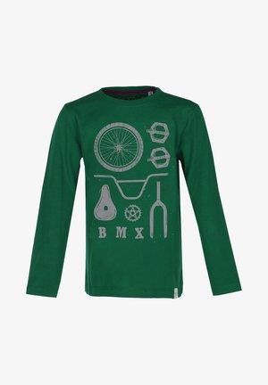 BMX PARTS - Long sleeved top - dark-green