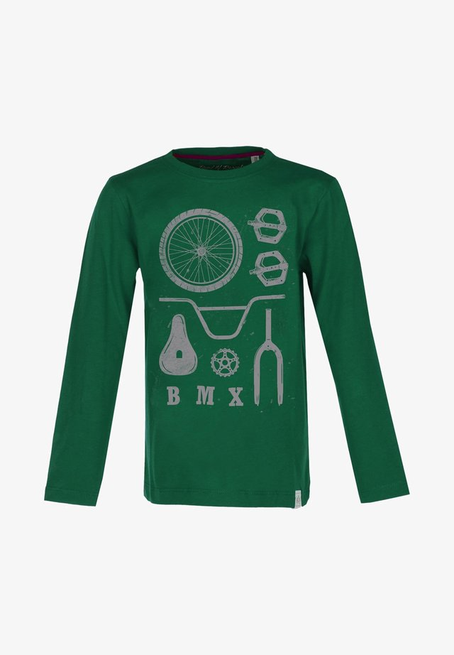 BMX PARTS - Långärmad tröja - dark-green