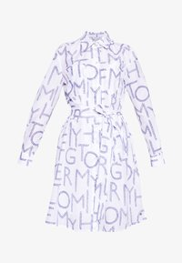 LEILA DRESS - Day dress - white