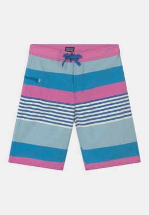 BOYS WAVEFARER BOARD - Plavky - joya blue