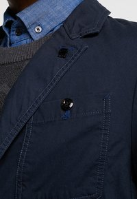 G-Star - PAKKE STRAIGHT FIT - Blazere - mazarine blue - 5