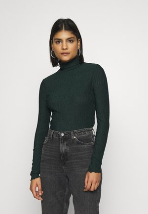 BARBARA LONG SLEEVE - Topper langermet - bottle green