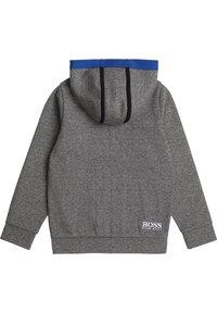 BOSS Kidswear - Zip-up sweatshirt - grey - 1