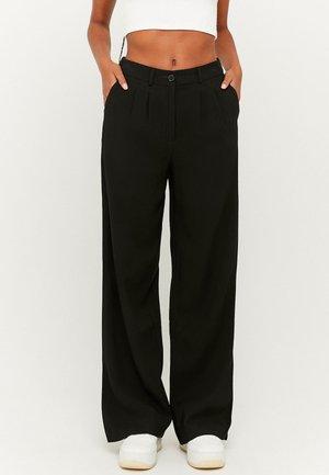 LIGHTWEIGHT  - Trousers - black