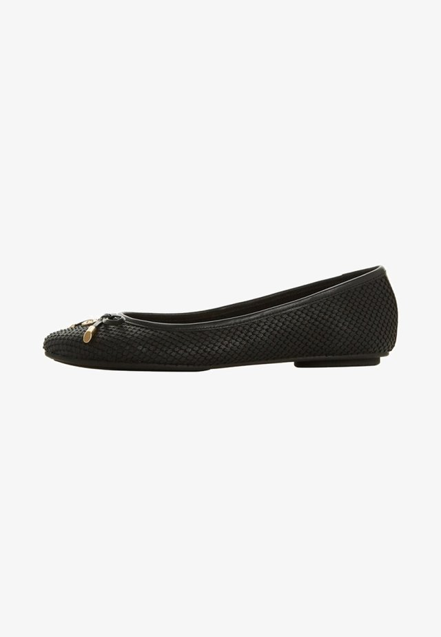 WF HARPAR - Ballet pumps - black