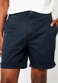 America Today - Stefan - Shorts - deep blue - 3
