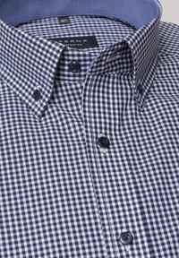 Eterna - COMFORT FIT - Shirt - marine/weiß - 5