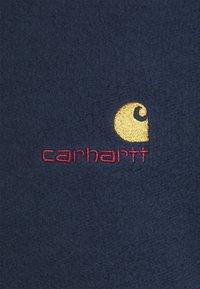 Carhartt WIP - HOODED CONTRA  - Collegepaita - blue - 2