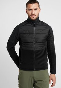 Mammut - INNOMINATA HYBRID JACKET MEN - Outdoor jacket - black - 0
