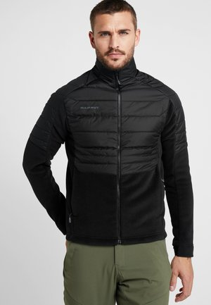 INNOMINATA HYBRID JACKET MEN - Outdoor jacket - black
