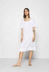 Marks & Spencer London - Chemise de nuit / Nuisette - white - 1