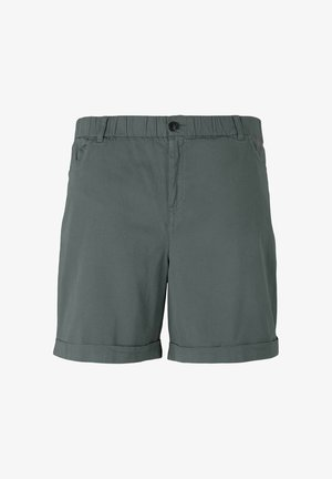 Shorts - washed jasper green