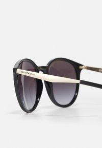 Emporio Armani - MODERN - Okulary przeciwsłoneczne - black - 3