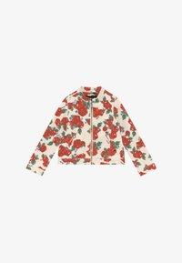 Replay - Denim jacket - white/red - 2