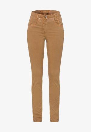 Jeans Skinny Fit - camel
