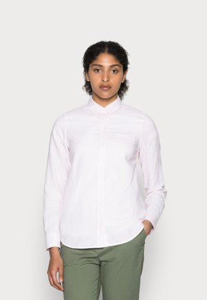 FITTED BOYFRIEND  - Button-down blouse - pink