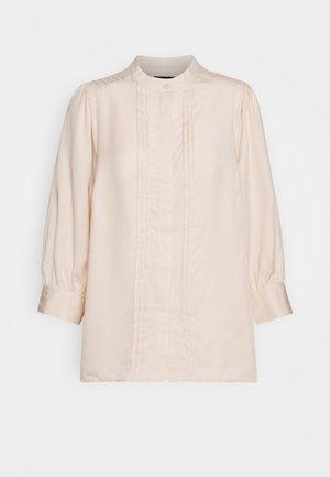 SLFMARIANNA - Button-down blouse - sandshell