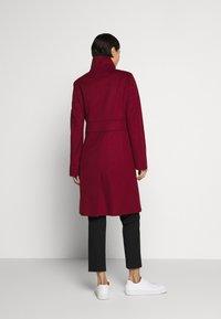 HUGO - MILORA - Classic coat - open red - 2