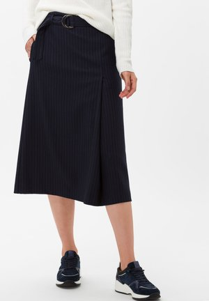 STYLE KARLIE - A-line skirt - navy