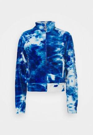 TANYA - Zip-up hoodie - blue sea