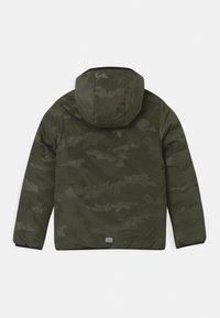 s.Oliver - LANGARM - Zimní bunda - khaki/oliv - 1