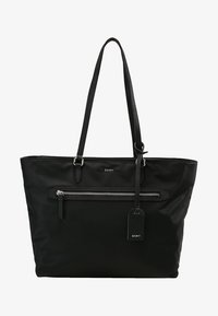DKNY - CASEY LARGE TOTE - Shopping bags - black - 6