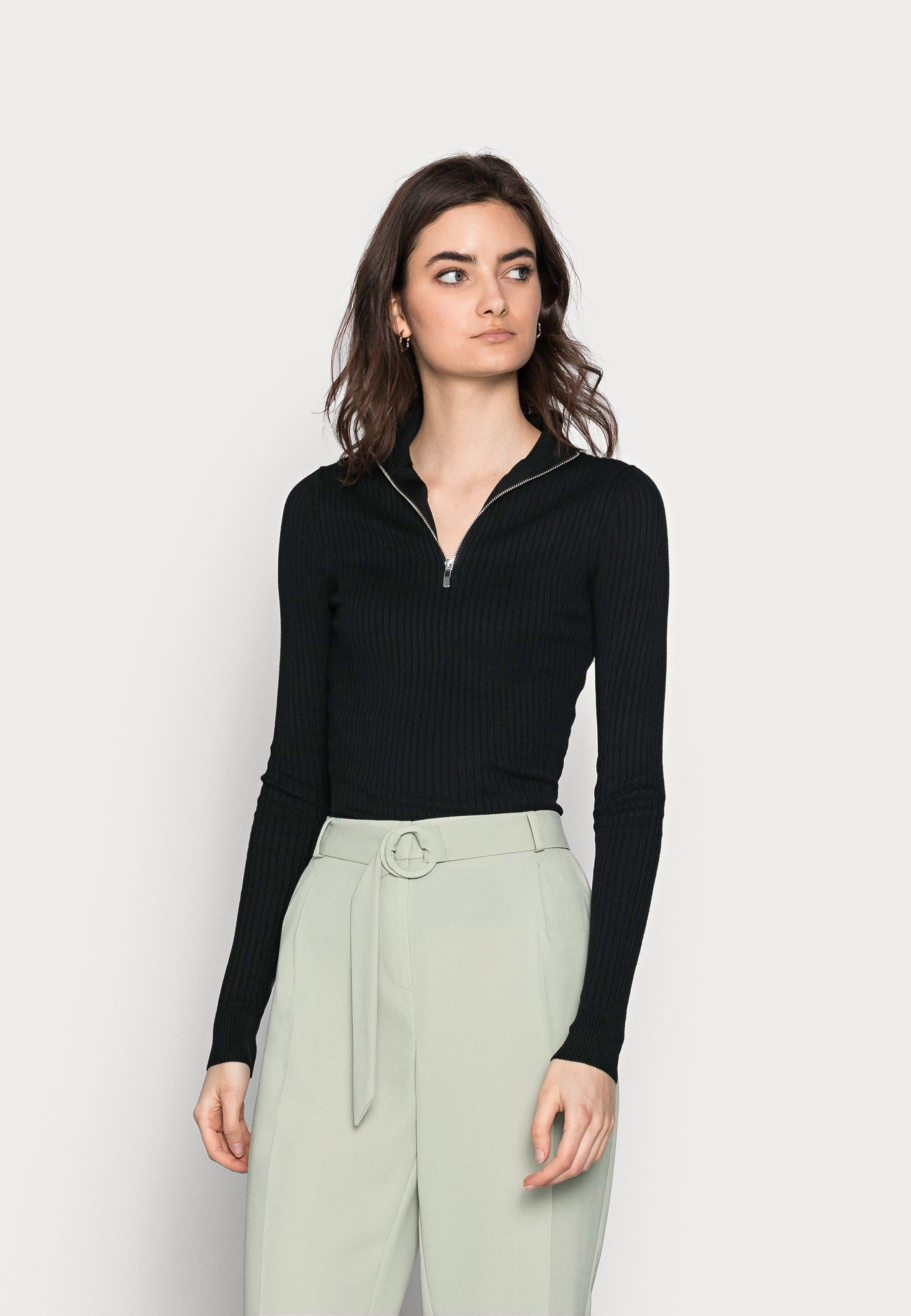 Femme ZIP DETAIL JUMPER  - Pullover